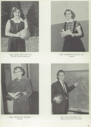 Page 13, 1956 Edition, West Snyder High School - Legend Yearbook (Beaver Springs, PA) online yearbook collection