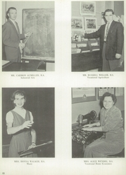 Page 14, 1956 Edition, West Snyder High School - Legend Yearbook (Beaver Springs, PA) online yearbook collection