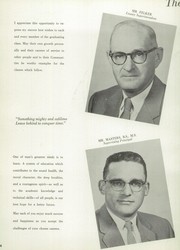 Page 8, 1956 Edition, West Snyder High School - Legend Yearbook (Beaver Springs, PA) online yearbook collection