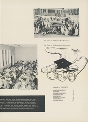 Page 7, 1959 Edition, West Snyder High School - Legend Yearbook (Beaver Springs, PA) online yearbook collection