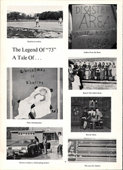 Page 10, 1973 Edition, West Snyder High School - Legend Yearbook (Beaver Springs, PA) online yearbook collection