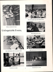 Page 13, 1973 Edition, West Snyder High School - Legend Yearbook (Beaver Springs, PA) online yearbook collection