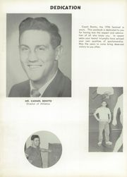 Page 10, 1956 Edition, Fort Leboeuf High School - Sentinel Yearbook (Waterford, PA) online yearbook collection