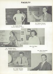 Page 11, 1956 Edition, Fort Leboeuf High School - Sentinel Yearbook (Waterford, PA) online yearbook collection