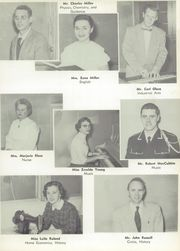 Page 13, 1956 Edition, Fort Leboeuf High School - Sentinel Yearbook (Waterford, PA) online yearbook collection