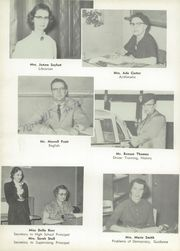 Page 14, 1956 Edition, Fort Leboeuf High School - Sentinel Yearbook (Waterford, PA) online yearbook collection