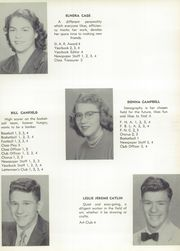 Page 17, 1956 Edition, Fort Leboeuf High School - Sentinel Yearbook (Waterford, PA) online yearbook collection