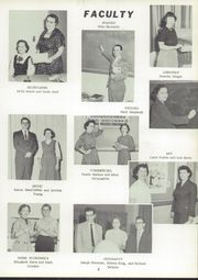 Page 11, 1957 Edition, Fort Leboeuf High School - Sentinel Yearbook (Waterford, PA) online yearbook collection
