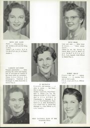 Page 14, 1957 Edition, Fort Leboeuf High School - Sentinel Yearbook (Waterford, PA) online yearbook collection