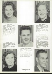 Page 16, 1957 Edition, Fort Leboeuf High School - Sentinel Yearbook (Waterford, PA) online yearbook collection