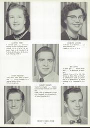 Page 17, 1957 Edition, Fort Leboeuf High School - Sentinel Yearbook (Waterford, PA) online yearbook collection