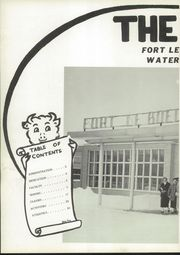 Page 6, 1957 Edition, Fort Leboeuf High School - Sentinel Yearbook (Waterford, PA) online yearbook collection