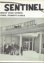 Page 7, 1957 Edition, Fort Leboeuf High School - Sentinel Yearbook (Waterford, PA) online yearbook collection