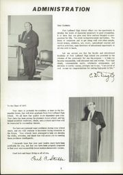 Page 8, 1957 Edition, Fort Leboeuf High School - Sentinel Yearbook (Waterford, PA) online yearbook collection