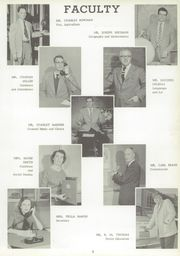 Page 11, 1958 Edition, Fort Leboeuf High School - Sentinel Yearbook (Waterford, PA) online yearbook collection