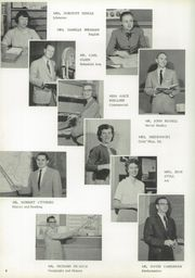 Page 12, 1958 Edition, Fort Leboeuf High School - Sentinel Yearbook (Waterford, PA) online yearbook collection
