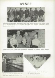 Page 16, 1958 Edition, Fort Leboeuf High School - Sentinel Yearbook (Waterford, PA) online yearbook collection