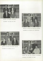 Page 8, 1958 Edition, Fort Leboeuf High School - Sentinel Yearbook (Waterford, PA) online yearbook collection