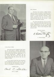 Page 9, 1958 Edition, Fort Leboeuf High School - Sentinel Yearbook (Waterford, PA) online yearbook collection