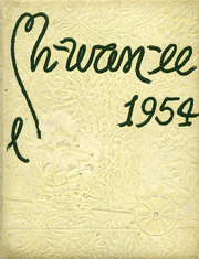 1954 Edition, Shannock Valley High School - Sh Wan Ee Yearbook (Rural Valley, PA)