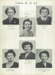 Page 10, 1954 Edition, Shannock Valley High School - Sh Wan Ee Yearbook (Rural Valley, PA) online yearbook collection