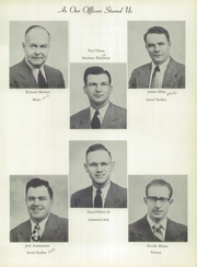 Page 11, 1954 Edition, Shannock Valley High School - Sh Wan Ee Yearbook (Rural Valley, PA) online yearbook collection