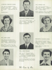 Page 14, 1954 Edition, Shannock Valley High School - Sh Wan Ee Yearbook (Rural Valley, PA) online yearbook collection
