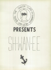 Page 7, 1954 Edition, Shannock Valley High School - Sh Wan Ee Yearbook (Rural Valley, PA) online yearbook collection