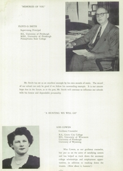 Page 11, 1955 Edition, Shannock Valley High School - Sh Wan Ee Yearbook (Rural Valley, PA) online yearbook collection