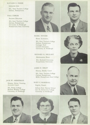 Page 13, 1955 Edition, Shannock Valley High School - Sh Wan Ee Yearbook (Rural Valley, PA) online yearbook collection