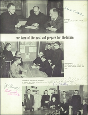 Page 15, 1956 Edition, St Thomas More High School - Utopian Yearbook (Philadelphia, PA) online yearbook collection