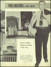 Page 3, 1956 Edition, St Thomas More High School - Utopian Yearbook (Philadelphia, PA) online yearbook collection