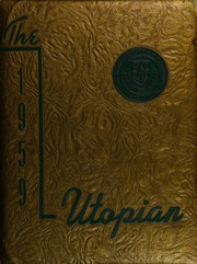 Page 1, 1959 Edition, St Thomas More High School - Utopian Yearbook (Philadelphia, PA) online yearbook collection