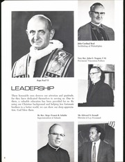 Page 12, 1973 Edition, St Thomas More High School - Utopian Yearbook (Philadelphia, PA) online yearbook collection