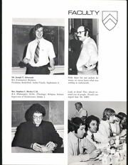 Page 15, 1973 Edition, St Thomas More High School - Utopian Yearbook (Philadelphia, PA) online yearbook collection