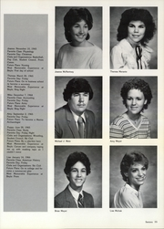 Page 59, 1983 Edition, Bishop Boyle High School - Yearbook (Homestead, PA) online yearbook collection