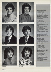 Page 60, 1983 Edition, Bishop Boyle High School - Yearbook (Homestead, PA) online yearbook collection