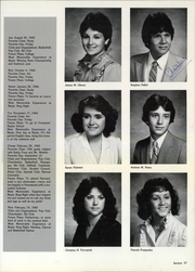 Page 61, 1983 Edition, Bishop Boyle High School - Yearbook (Homestead, PA) online yearbook collection