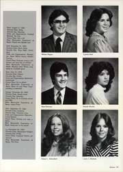 Page 63, 1983 Edition, Bishop Boyle High School - Yearbook (Homestead, PA) online yearbook collection