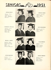 Page 16, 1951 Edition, Carver College - Carveran / Buck Yearbook (Charlotte, NC) online yearbook collection