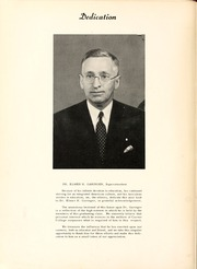 Page 8, 1951 Edition, Carver College - Carveran / Buck Yearbook (Charlotte, NC) online yearbook collection