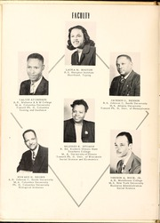 Page 12, 1953 Edition, Carver College - Carveran / Buck Yearbook (Charlotte, NC) online yearbook collection