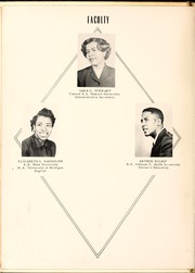Page 14, 1953 Edition, Carver College - Carveran / Buck Yearbook (Charlotte, NC) online yearbook collection