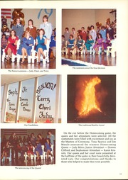Page 15, 1980 Edition, South High School - Sohian Yearbook (West Mifflin, PA) online yearbook collection