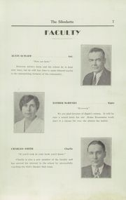 Page 11, 1930 Edition, Benton High School - Benecho Yearbook (Benton, PA) online yearbook collection