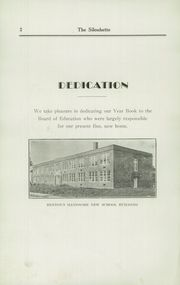 Page 6, 1930 Edition, Benton High School - Benecho Yearbook (Benton, PA) online yearbook collection