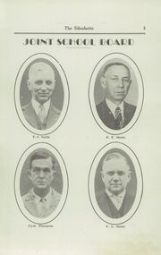 Page 7, 1930 Edition, Benton High School - Benecho Yearbook (Benton, PA) online yearbook collection