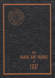 1937 Edition, Benton High School - Benecho Yearbook (Benton, PA)