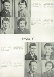 Page 14, 1953 Edition, Benton High School - Benecho Yearbook (Benton, PA) online yearbook collection