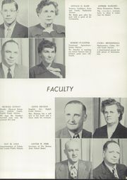 Page 15, 1953 Edition, Benton High School - Benecho Yearbook (Benton, PA) online yearbook collection